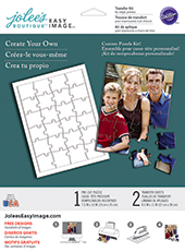 Puzzle Transfer Kit Instructions
